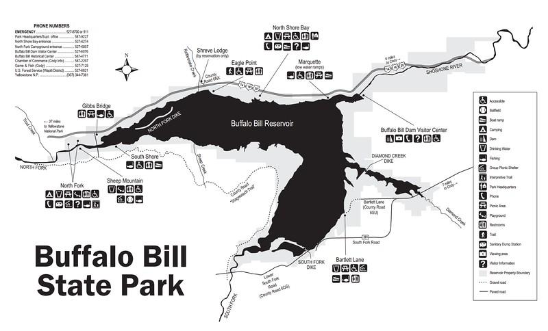 Buffalo Bill State Park