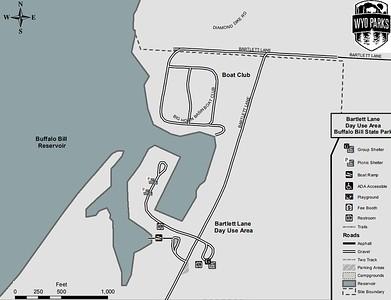 Buffalo Bill State Park (Bartlett Lane Day Use Area)