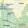 Yunnan, Northern part