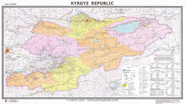 Kyrgyzstan whole
