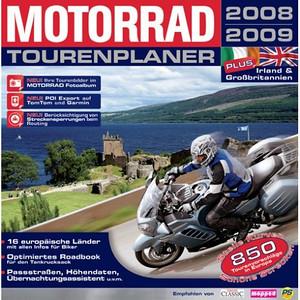 MOTORRAD Tourenplaner