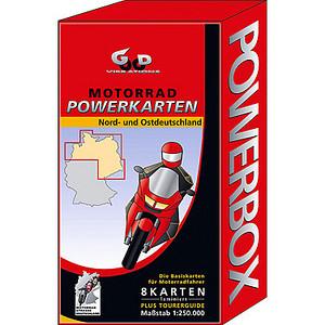 Motorrad Powerkarten