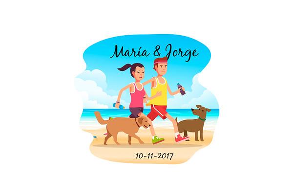 María & Jorge - 10 noviembre 2017