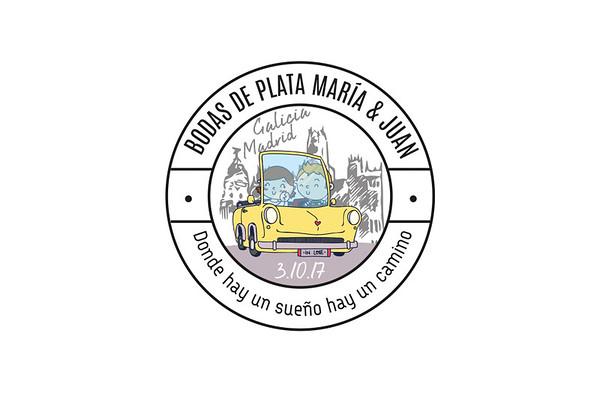 María & Juan - 7 octubre 2017