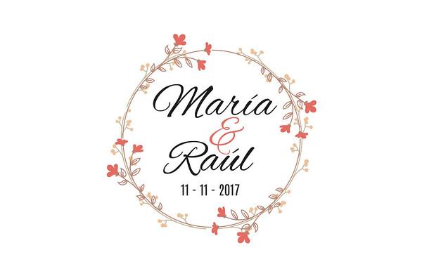 María & Raúl - 11 noviembre 2017