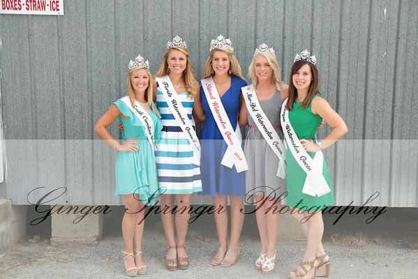 Queens Visit the Block