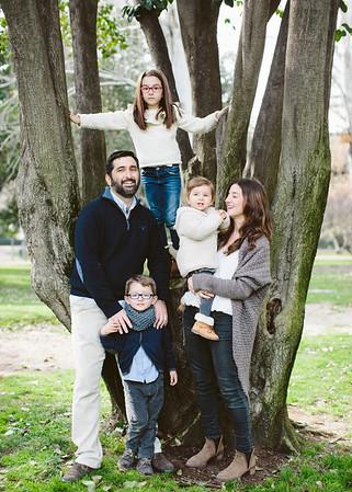 Mar, Jose y familia