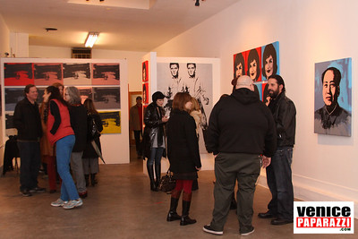 02 13 09  THE GRIND GALLERY PRESENTS LOUIS WALDEN ANDY WARHOL'S SUPERSTAR YEARS  Photo by Venice Paparazzi   THE GRIND GALLERY 12222 Venice Blvd   www thegrindgallery com www venicegrind com (13)