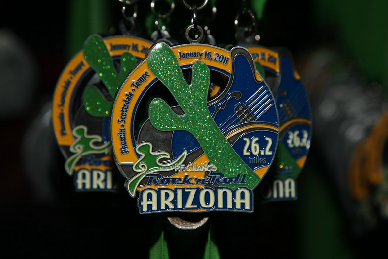 The 2011medals