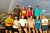 Bill and Mike's Group:  Harry, Caherine, Rick, Richard, Mike, John, (back) Will, Bill, Kanoe, and Whitney.