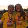 Eileen and Danielle
