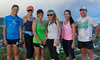 Annie's Group:  Cindy, Kei, Karin, Annie, Sandi, and David.