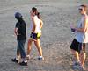 Vasu, Lauren, and Daniel