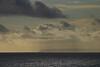 The north shore of Molokai in profile