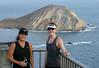 Linda and Lisa (sub 4:30 marathoners)