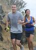 Dennis and Jacquiline (sum 4-hour marathoners)