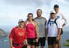 David's group (sub 5-hour marathoners)