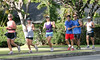 Malcolm's group (5-hour marathoners)