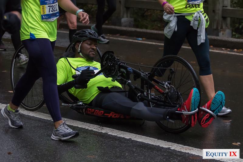2017 NYC Marathon - Mile 25 © Equity IX - SportsOgram