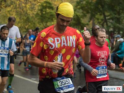 2017 NYC Marathon - Mile 25 - Rafael Sanchez © Equity IX - SportsOgram