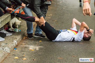 2017 NYC Marathon - Mile 25 - Rigo Gaertner © Equity IX - SportsOgram