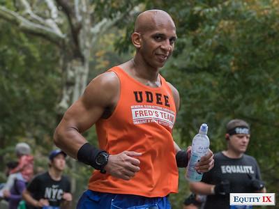 2017 NYC Marathon - Mile 25 - Udee © Equity IX - SportsOgram