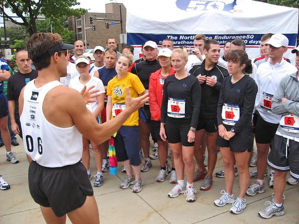 Des Moines Marathon: Endurance 50