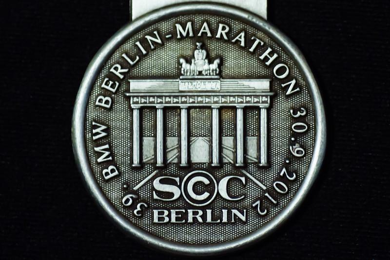49. Berlin Marathon, 3.03.03<br /> Plats 1587<br /> 24:a i M55