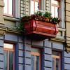 Vackra balkonger