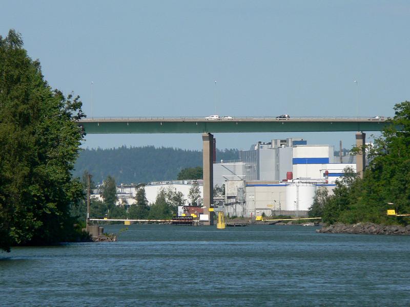 Stallbackabron över Göta älv