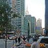 Empire State Building (ESB) i bakgrunden