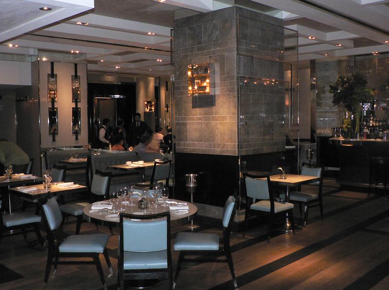 Gordon Ramsays restaurang på hotell London