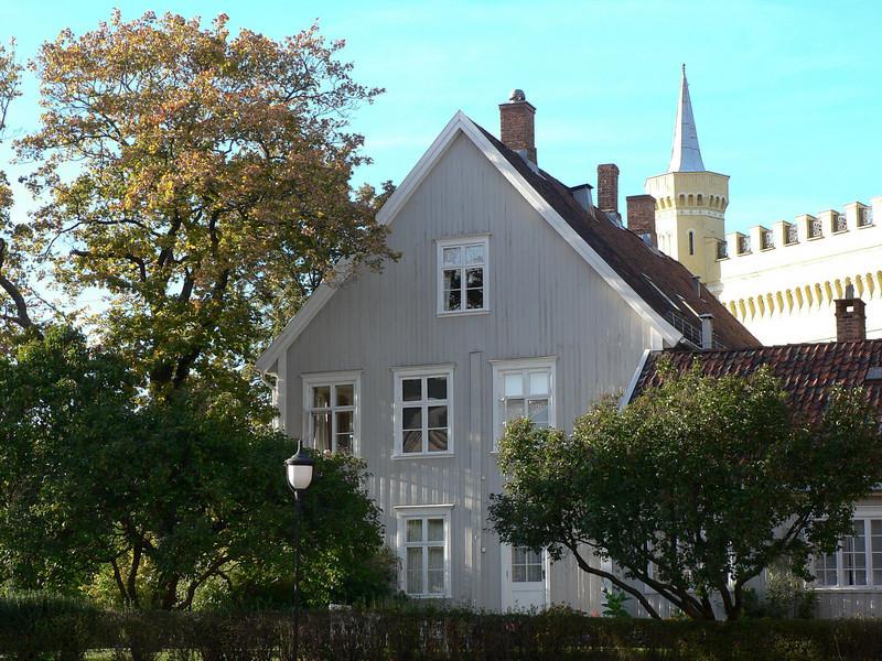 Akershus with surroundings