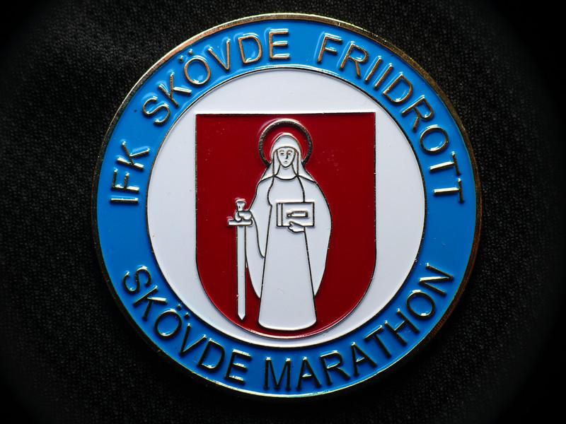 Maraton nr 41. Tid 3.38.36