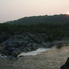 Great Falls Sunrise: Mile 13 or so.