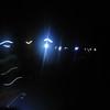 5:07am: Lamp Brigade, running through tall grass.