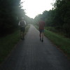 6:40am, mile 12+
