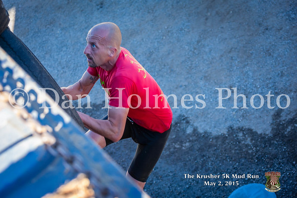 The Cargo Net, Tire & Rope Climb