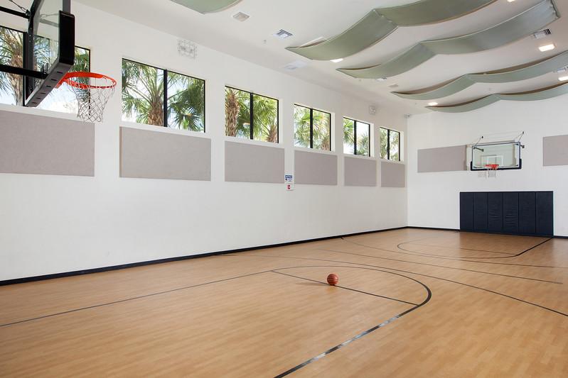 Marbella Lakes Indoor Basketball