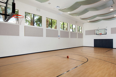 Marbella Lakes Indoor Basketball