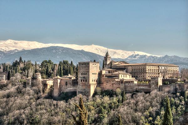 Al Hambra  Palace  Granada