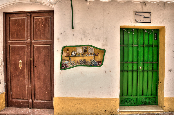 Secret Doors old town Marbella