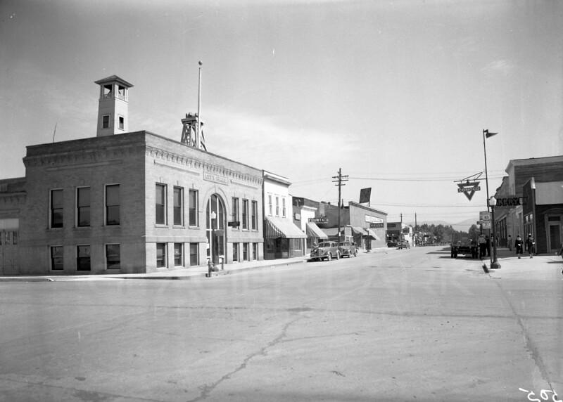 West 2nd Street, Whitefish