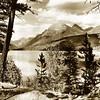 Bowman Lake, Polebridge