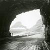 Eastside Tunnel Glacier National Park