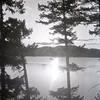 Sunset Whitefish Lake