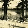 Snowbound Lake McDonald