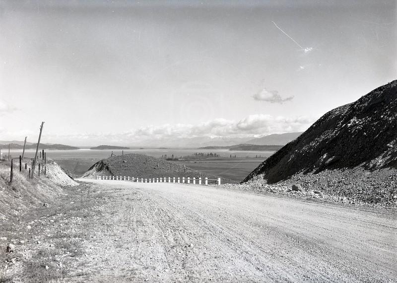 US Highway 93 toward Polson