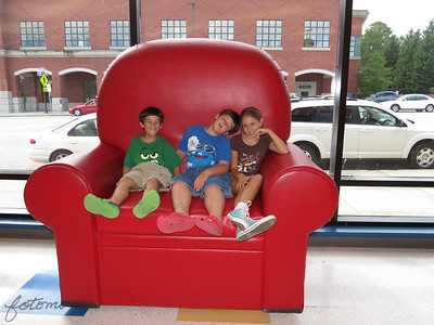 Greensboro Children's Museum 090112
