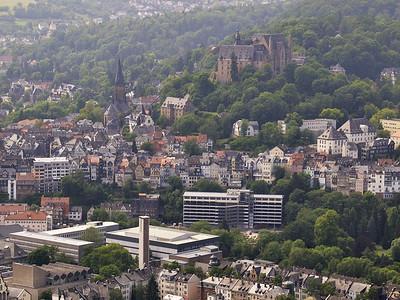 Marburg K-W-Turm